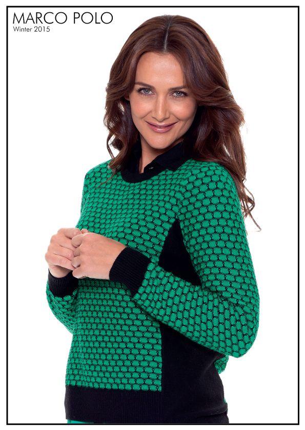 http://www.marcopolo.net.au/knitwear/l-s-coil-knit-emerald-black-mw53062.html