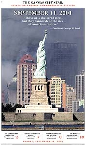 america and the tragedy of september 11 The 9-11 tragedy: comprehensive news  2001 terrorist attack on america witness and response: september 11  analysis of response to september 11 pentagon.