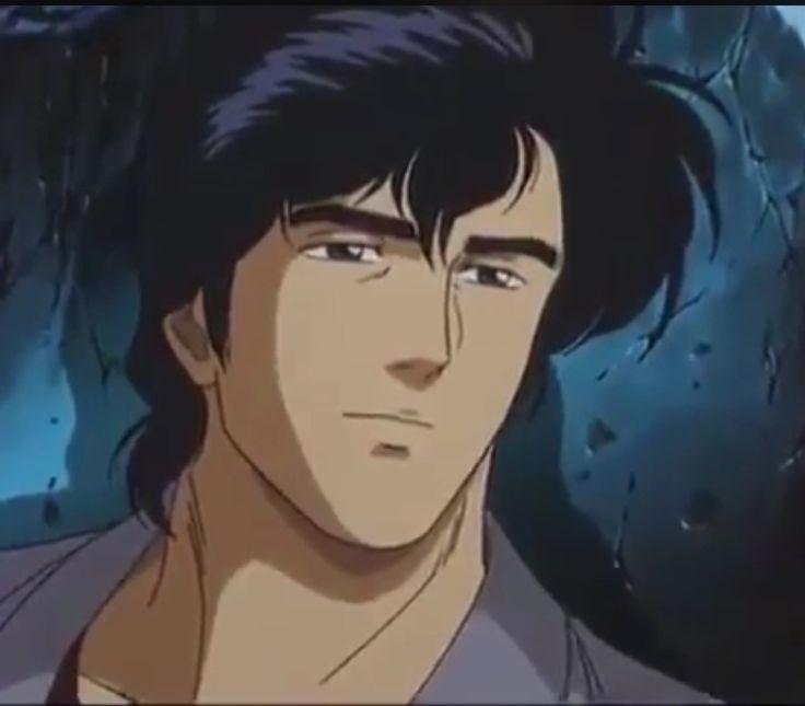 Ryo Saeba City Hunter City Hunter Hunter Anime Old Anime
