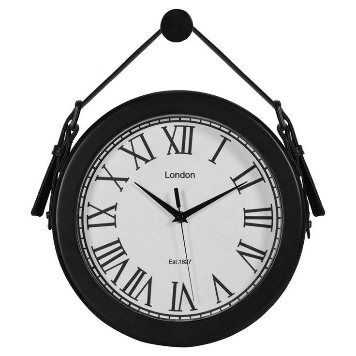 Ren-Wil Authentic Eclectic Lewis 24 in. Wall Clock - CL209