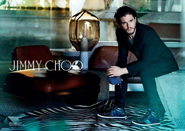 Game of Thrones actor Kit Harington fronts the FallWinter 2014 campaign of Jimmy Choo,.jpg