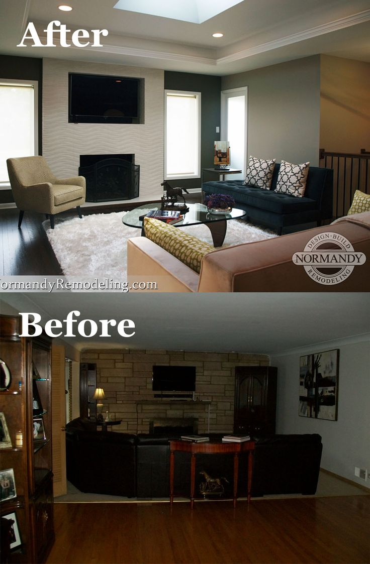 28 best Before & After Home Remodeling Pictures images on Pinterest ...