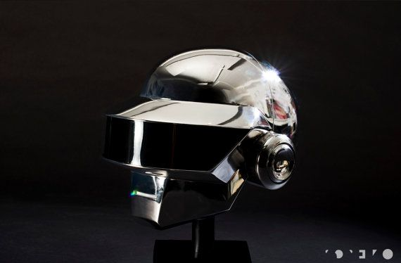 Daft Punk  Thomas Bangalter Helmet Kit  Ver 2.0    by SorenzoProps