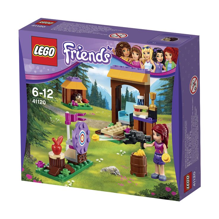 LEGO Friends Bogenschiessen