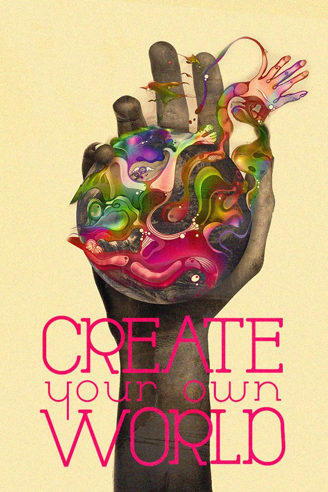 create your own world part 1