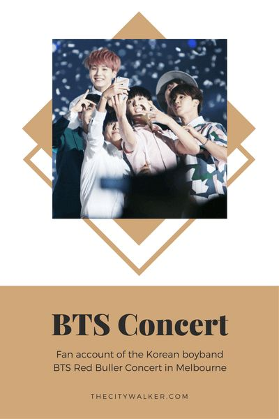 K-pop Idols | Korean Boyband | BTS Concert