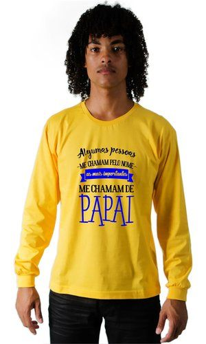 Camiseta+Me+Chamam+Papai+:+Algumas+pessoas+me+chamam+pelo+nome+as+mais+importantes+me+chamam+de+papai. https://www.camisetasdahora.com/camiseta-me-chamam-papai #pai+#papai+#familia+#amor+#filho+#amormaior+#pai+#diadospais#paidemenina+#partedemim+#photooftheday+#picoftheday+#fashion+#photo#instagram+#amor+#filha+#love+#familia+#instagood+#bebe+#papai+#mamae#fitness+#instababy+#instakids+#healthy+#lifestyle+#brasil+#gravidez+ +camisetasdahora