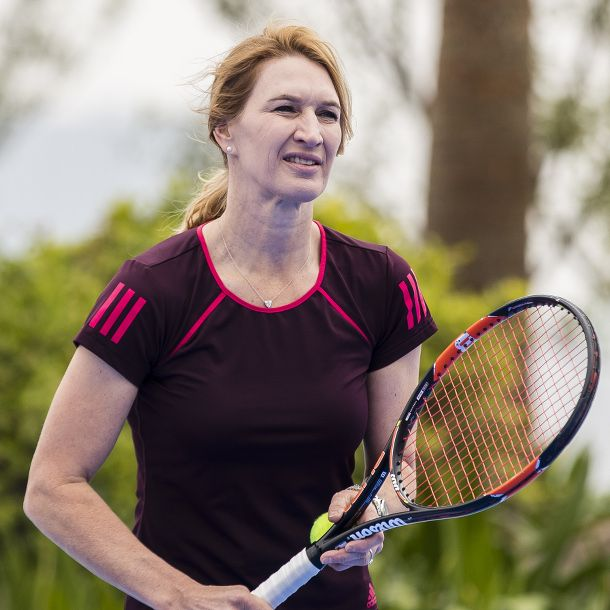 Steffi Graff The Tennis Freaks Tennis Players Female Tennis Fashion Sports Celebrities