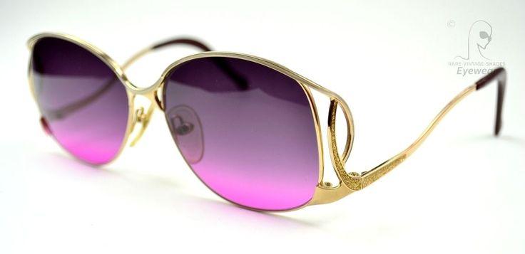 Unique Orig COLANI DESIGN OPTOS 15-551 Sunglasses Gafas JAPAN Aviator NOS 80s L | eBay