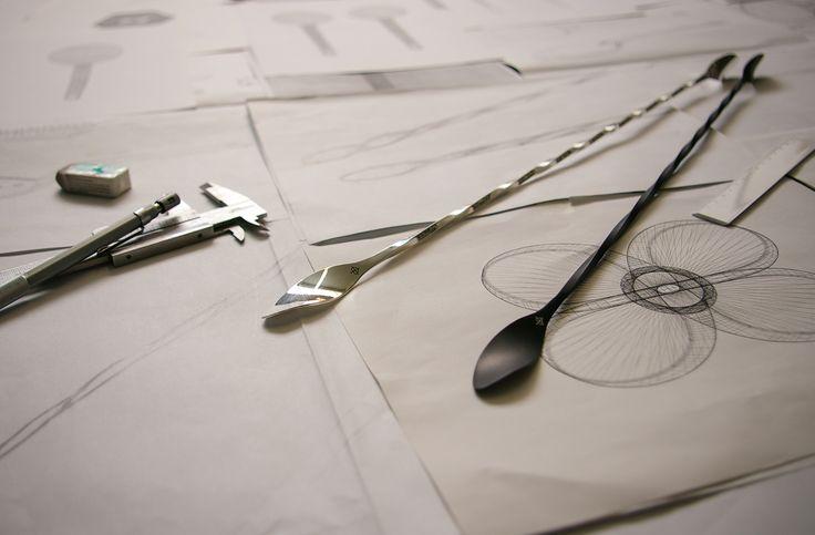 """ The Stirrer"" for Bassbreak  Instruments for the Virtuosi of the Night Designed by Aristotelis Barakos"