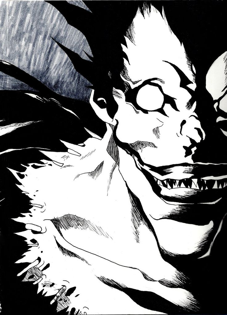 181 best images about death note on pinterest - Manga death note ...