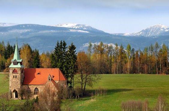 Krkonoše (Giants Mountains), Czech Republic
