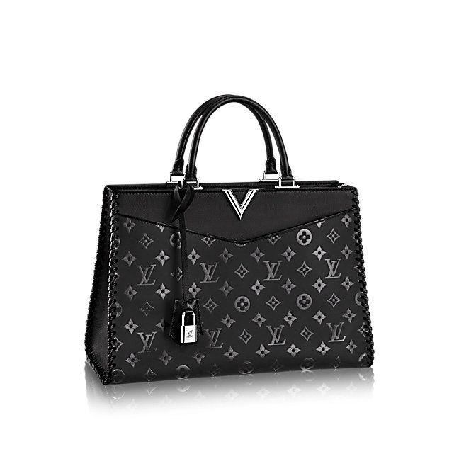 f69462d3fd90 Very Zipped Tote Very in WOMEN s HANDBAGS collections by Louis Vuitton