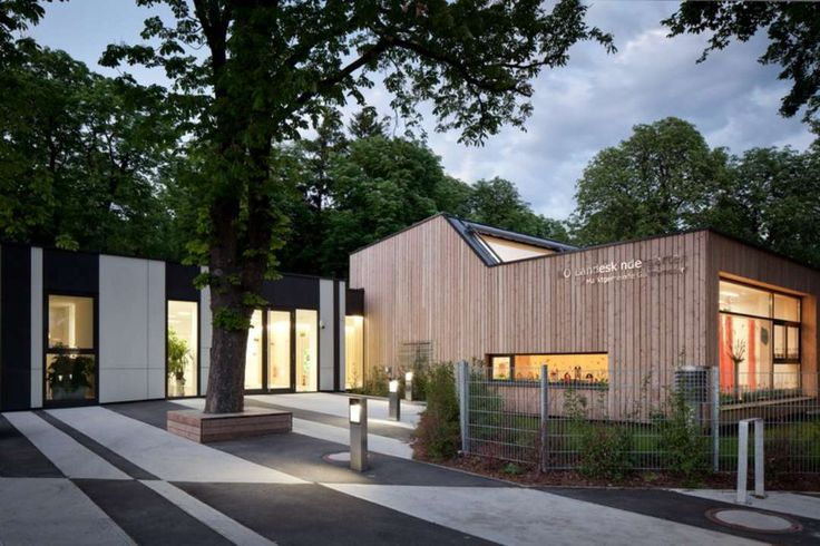 Sustainable Schools Teach Students to Coexist With the Environment - Architizer