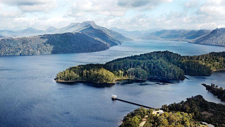 Pumphouse Point. Lake St Clair, Tasmania 11 romantic Australian holidays, HomeLife