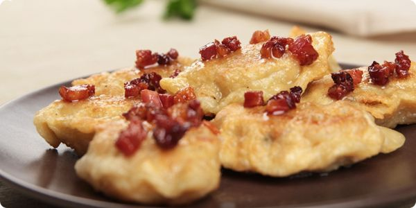 #kitchen #restaurant #wiking #dumplings #taste #polish #food #good #zlotetarasy #zlote #tarasy #dinner