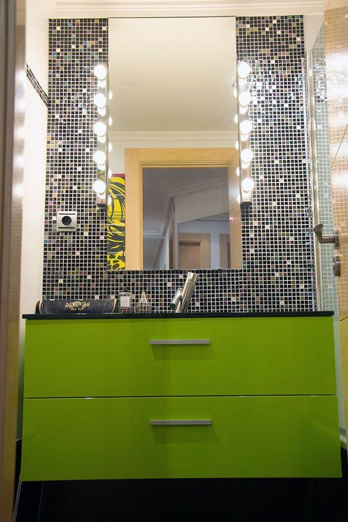 M s de 25 ideas incre bles sobre pintando azulejos en - Pintar azulejos bano ...