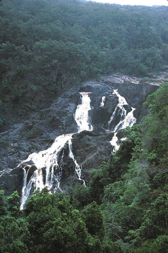 BARRON FALLS  - Barron Gorge National Park