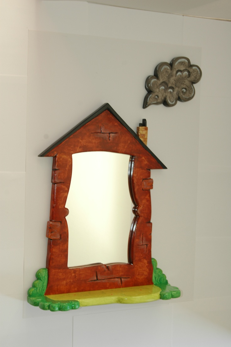 New Mirror for your home or childrens room. Modern designer mirrors at very affordable prices. Ideal Gifts at Funky Mirrors.