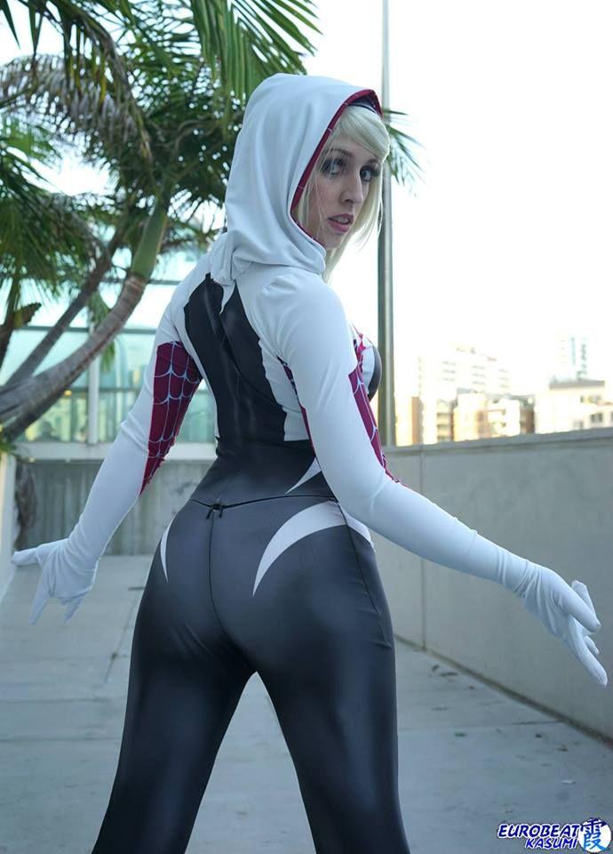 from Jaxon spider girl cosplay porn
