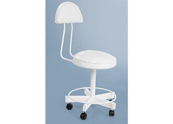 Muebles Estéticos – Stetic Shop silla con espaldar rodante