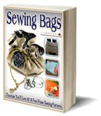 Sewing Bags: Tutorials You'll Love & 10 Free Purse Sewing Patterns - free E-Book from All Free Sewing!