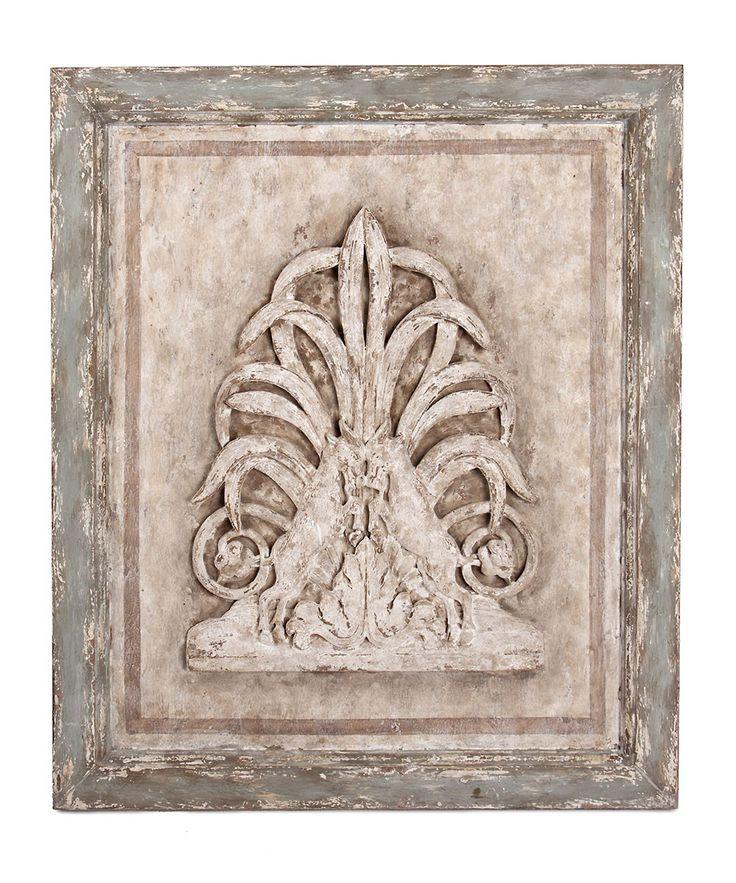 Padua Wall Plaque - A - Decorative