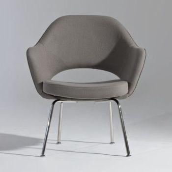 [エーロ・サーリネン]エグゼクティブアームチェア/ファブリック|デザイナーズ家具通販カグコレクション