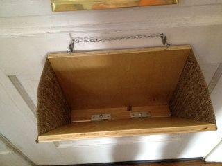 Mail Slot Catcher Smaller Pouch Basket Box By PaulFresina On Etsy