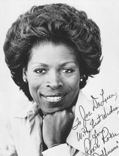 Roxie Roker - Beautiful Ivy Beyond the Wall