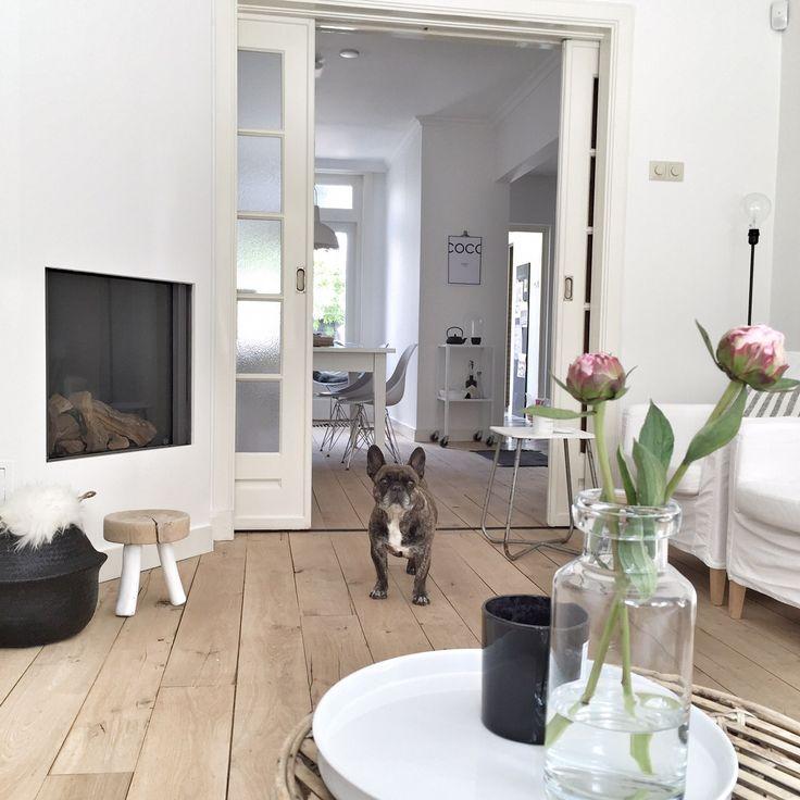 Binnenkijken bij Anja Willemsen