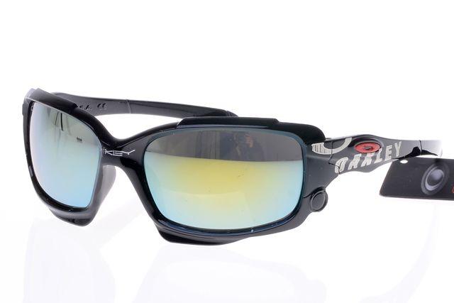 Oakley Split Jacket Rectangular Black BNO