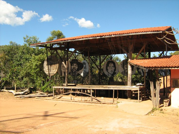 Sítio Raizama - São Jorge - Goiás - Brasil