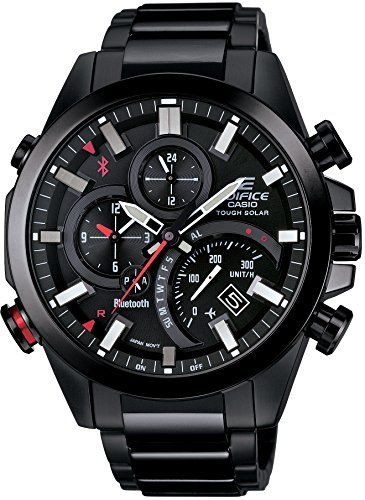 CASIO Men's Watch EDIFICE BLUETOOTH SMART corresponding EQB-500DC-1AJF Casio http://www.amazon.co.uk/dp/B00N76H5OI/ref=cm_sw_r_pi_dp_CH6vvb05TF3Z1