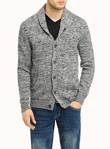 Mens Cardigans: Shop for a Cardigan Sweater for Men Online | Simons