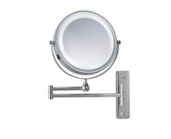 Cool Illuminated Wall Mounted Cosmetic Shaving Mirror BadezimmerspiegelBadezimmer IdeenBadezimmerRasierenWandkosmetikspiegel Spiegel Mit BeleuchtungMirror