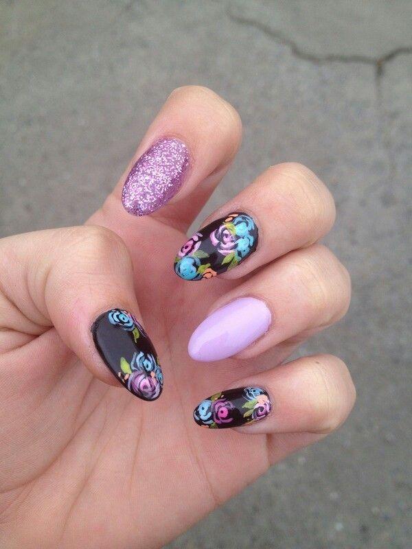 I like these nails a lot too