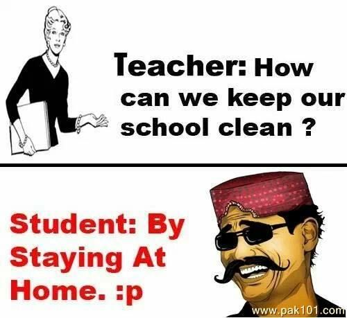 25+ Best Funny Quotes About School On Pinterest