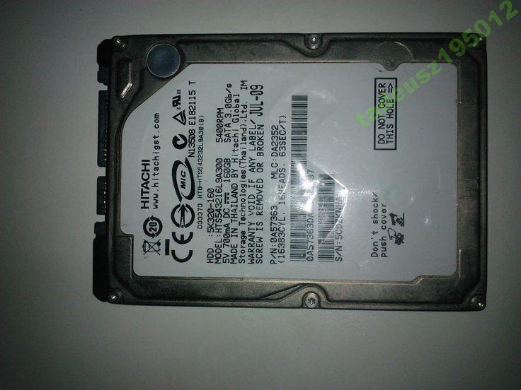 DYSK TWARDY HITACHI 160 GB