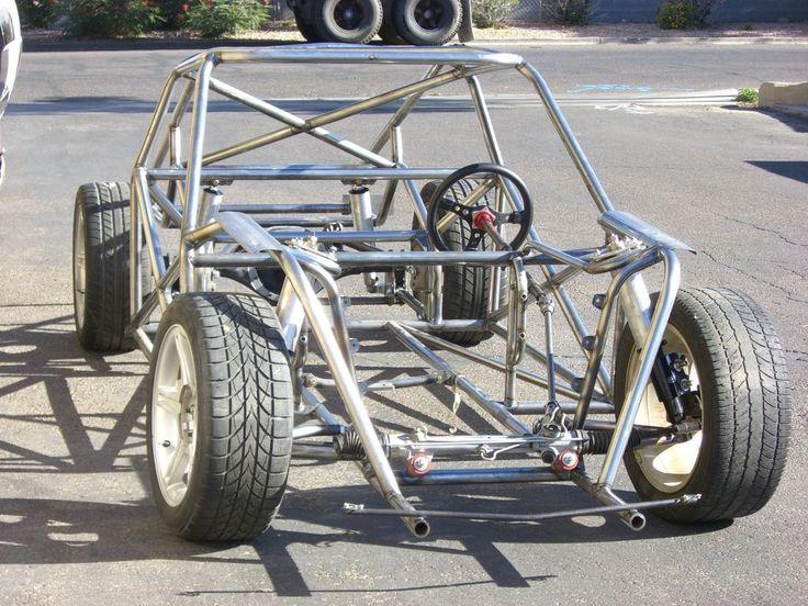 Tube Chassis Mustang Go Kart And Motorized Trike Tube