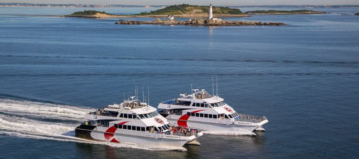 Bay State Cruise Company - Boston to Provincetown in 90 minutes, 7 days/week (fast ferry is seasonal, May - Oct). Schedule & tickets.