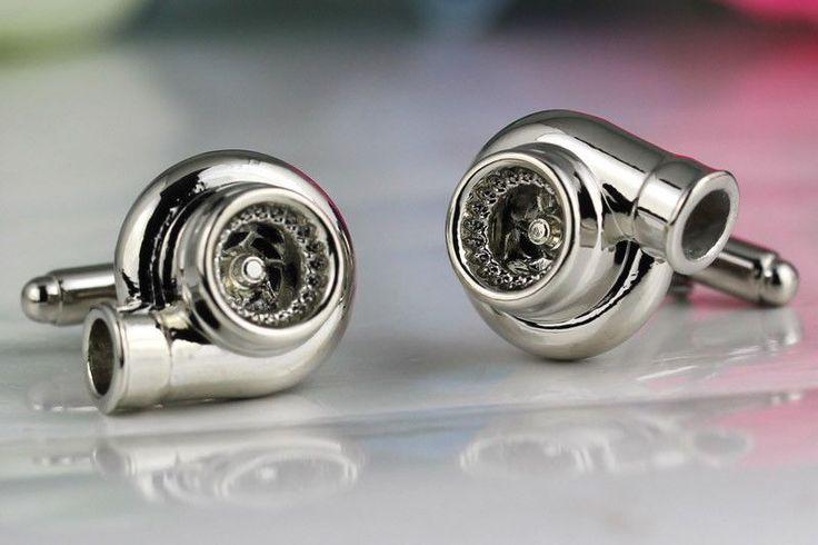 Turbo cufflinks. Geek fashion at www.manschettbutiken.se #tictail #cufflinks #turbo #fashion #mensfashion #menswear #manschettknappar