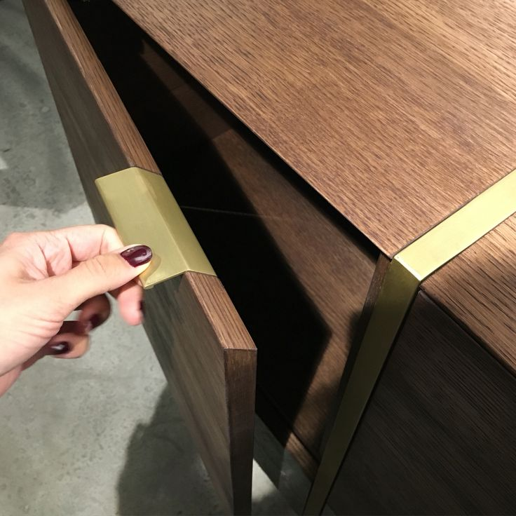STRIPE SIDEBOARD details | marbleous x thinstone #sideboard #design #collaboration #marbleous #details