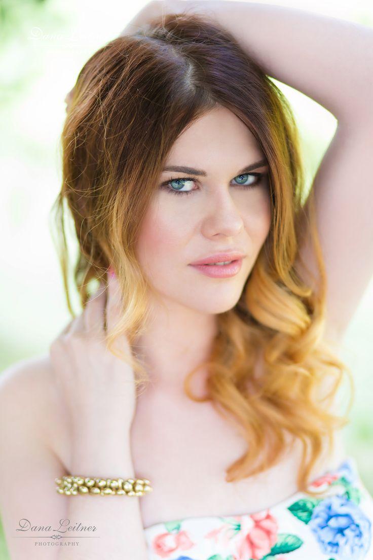 Líčení ve spolupráci s fotografkou Danou Leitner. #Fashion #Photoshooting #Makeup @Model One Agency