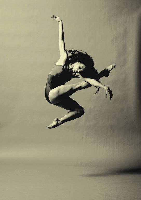 New on the blog - Freedom Friday: A Dancer's Pose