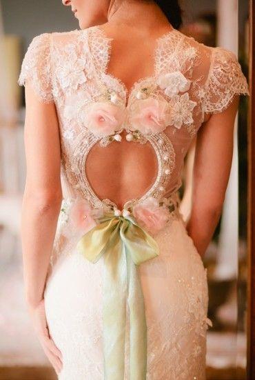 Claire Pettibone Bridal Couture