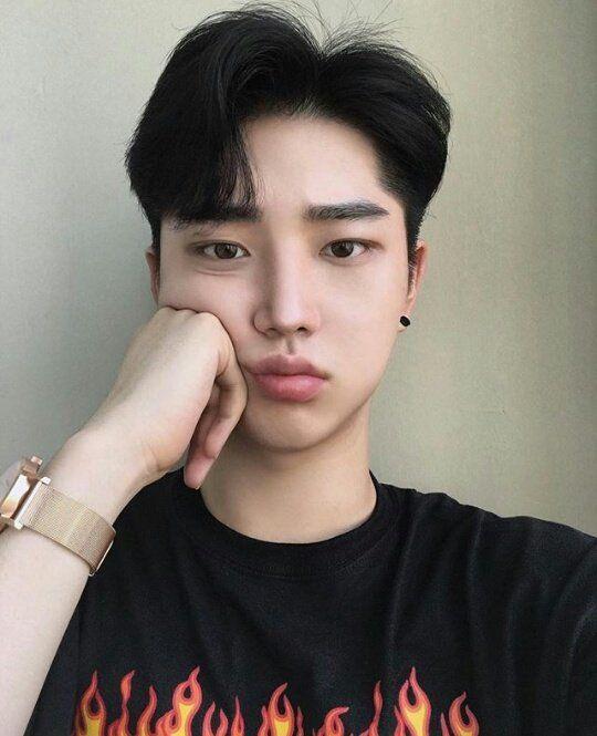 Boy Asian Uzzlang Korean Men Hairstyle Ulzzang Boy Cute Korean Boys