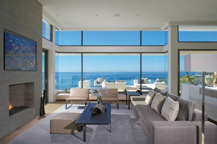 Très belle maison avec vue panoramique sur l'océan