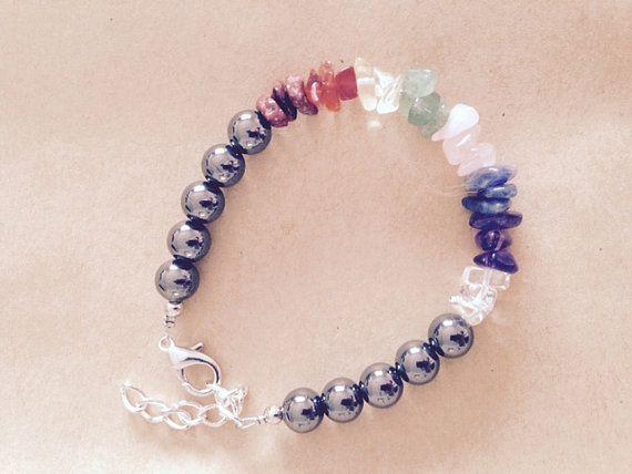 Chakra/Meditation Bracelet   high quality by WellnessMerchant