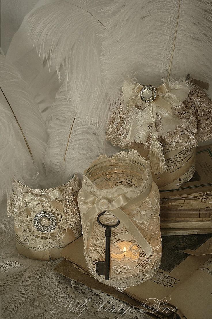 nelly vintage home: Декоративни буркани